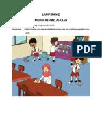 Media Pembelajaran Kelas 2 Sub.tema 3 Pembelajaran 3