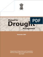Drought Manual