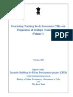 Training Needs Assessment Methodology