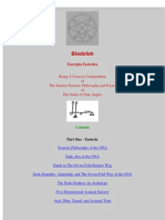 Excerpta Esoterica - Order of Nine Angles