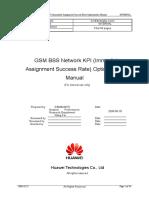 Docshare.tips 08 Gsm Bss Network Kpi Immediate Assignment Success Rate Optimization Manualdoc