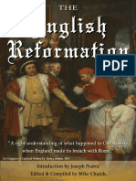 The English Reformation-FREE Chapter