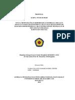 Proposal Kti Galang Bioflok
