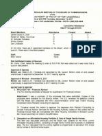 HACFL 121417 Reg Board Mtg. Mins