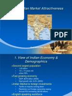 Indian Market Attractiveness Adya
