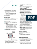 Articulatory System