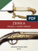 Zbirka Oružja i Vojne Opreme