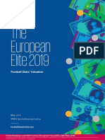 KPMG the European Elite 2019 Under Embargo Until 00_01 CET 28th May 2019