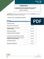 Edital CR 2.0050 Comunicado2