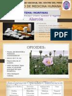 Morfinas i