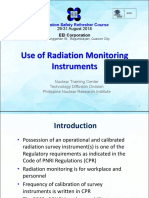 05 Use of Radiation Monitoring Instruments RSRC 2018 EEI