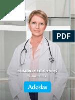 Cuadro Médico Adeslas Málaga