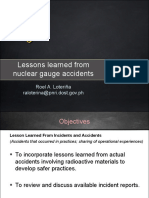 Lessons Learned-nuclear Gauge002