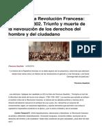 [Florence Gauthier] Historia de La Revolución Francesa