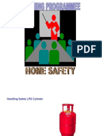 LPG Cylinder Presentation