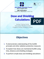 02 Dose and Shielding Calculations RSRC 2018 EEI