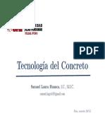 Tecnolog a Del Concreto - 3ra Parte