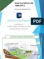Cuencas Hidrologica Grupo 1