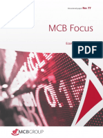 MCB Focus Post budget 2019-2020