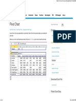 Excel Pivot Chart - Easy Excel Tutorial