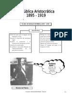 IV BIM - 5to. Año - Guía 2 -  Rep. Aristocratica.doc