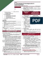 PATHO 6.02c CNS Pathology III - Neurodegenerative _ Demyelinating Diseases - Tilbe.pdf