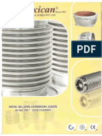 Metal Expansion Joints Bellows