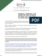 Lei Ordinária 1329 2008 de Lauro de Freitas BA