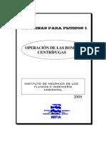 Operacion de Las Bombas Centrifugas - Maquinas Para Fluidos I - IMFIA