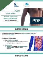 Hernias de Pared Abdominal. Pptx