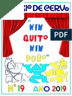 Nin Quito Nin Poño 2019