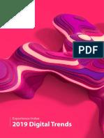 Econsultancy 2019 Digital Trends
