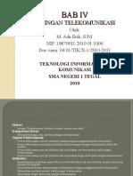 Modul TIK X Versi 04.00