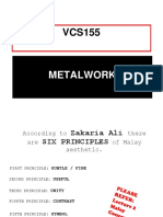 Metalwork Vcs155