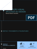 Percepção Visual AULA 7