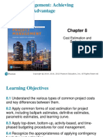 08) Cost Estimation and Budgeting