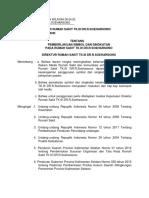 Sop Daftar Singkatan