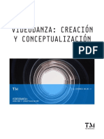 Videodanza Creacion y Conceptualizacion