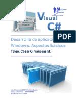 Manual de C# Entrega1(Tclgo. Cesar Vanegas)