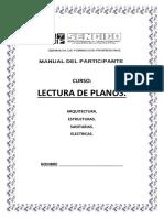 Manual de Lectura de Planos - Sencico