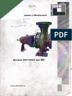 Manual Bomba Ef-05 432