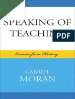 [Gabriel_Moran]_Speaking_of_Teaching.pdf