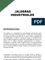 Calderas Industriales 1