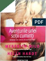 Meredith Wild - Seria Misadventures - Vol.2- Aventurile Unei Sotii Cuminti