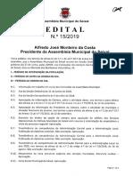 Ordem de Trabalhos e documentação - 3ª Sessão Ordinária 2019 (27/06/2019) - Assembleia Municipal do Seixal