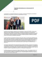 Acuerdo Fairtrade 4C ES