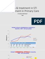 Trends & Treatment in STI Management in Primary Care - Dr. Salmiah Shariff