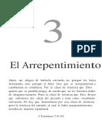 El Arrepentimiento PDF Para El Sabado