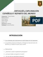 Proyecto Portugués, Expansión Española y Reparto Del (2) (3)