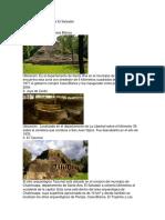 Sitios Arqueológicos de El Salvador.docx